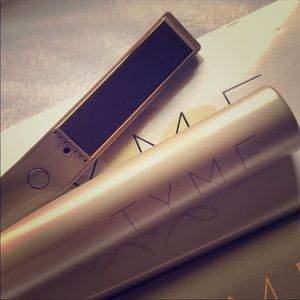 TYME Hair Straightener and Curling Iron